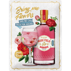 Pink Gin Flowers Special Edition