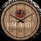 Bacardi Wood Barrel Logo