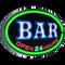 Bar Open 24h LED Tube