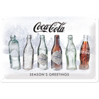 Coca-Cola Snow White Bottles