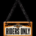 Harley-Davidson Riders Only