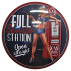 Full Service Button