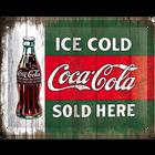 Coca-Cola Ice Cold Sold Here